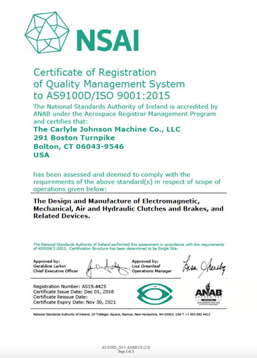 CSA Certified & Ex/AEx Compliant