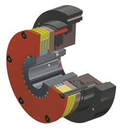 Industrial Hydraulic Air Brake