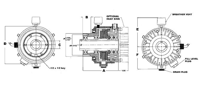 epc pulley clutch manufacturer specs